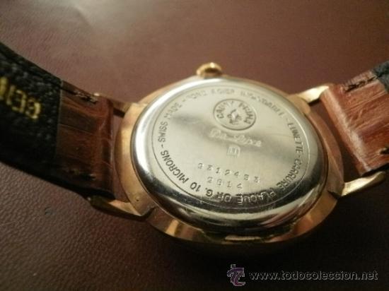 Relojes de pulsera: PRECIOSO RELOJ CAUNY PRIMA (ESFERA texturada) - Foto 2 - 161974005