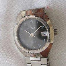 Relojes de pulsera: RELOJ DE CUERDA VINTAGE HALCON. Lote 36926290