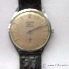 Relojes de pulsera: ANTIGUO RELOJ DE PULSERA DUWARD DIPLOMATIC DE CABALLERO CON CUERDA DE 17 RUBIS. FUNCIONA. Lote 37149574
