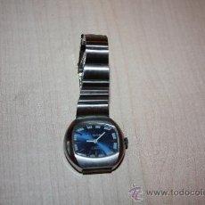 Relojes de pulsera: RELOJ MARCA ALGON 17 RUBIS INCABLOC SWISS MADE . Lote 37224806