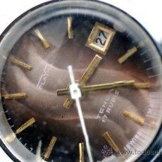 Relojes de pulsera: RELOJ SEÑORA PLAYKA A CUERDA 17 RUBIS FUNCIONA. Lote 37563835