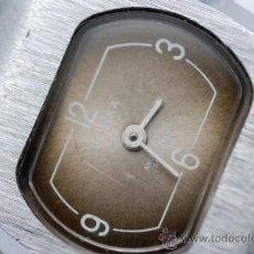 Relojes de pulsera: RELOJ SEÑORA PLAYKA A CUERDA 17 RUBIS FUNCIONA. Lote 37564029