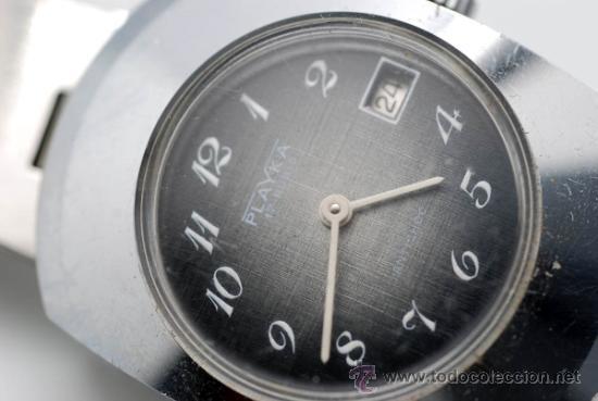 Relojes de pulsera: Reloj señora Playka a cuerda funciona - Foto 2 - 37564075
