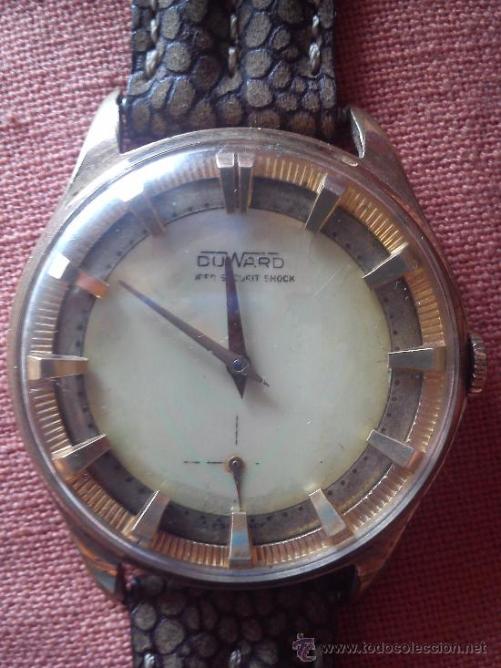 RELOJ DUWARD ESFERA NACARADA (Relojes - Pulsera Carga Manual)
