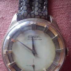 Relojes de pulsera: RELOJ DUWARD ESFERA NACARADA. Lote 37639420