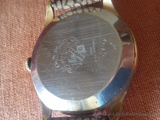 Relojes de pulsera: Reloj Duward esfera nacarada - Foto 2 - 37639420
