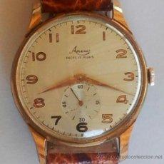 Relojes de pulsera: RELOJ SUIZO ANEW 15 RUBIS, AÑOS 50-60,VINTAGE,MUY BUEN ESTADO,FUNCIONA A CUERDA.BUENA PRECISION.. Lote 37692041