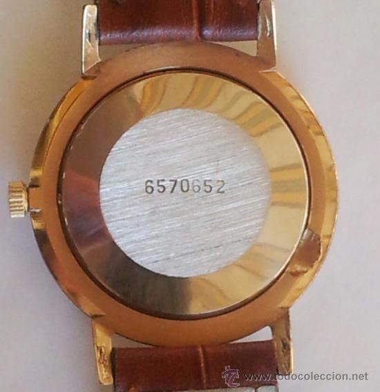 Relojes de pulsera: RELOJ RUSO-URSS- SEKONDA- CABALLERO,AÑOS 50-60,ANTIGUA URSS,EPOCA COMUNISTA-LENIN-STALIN-COMUNISMO - Foto 2 - 37692320