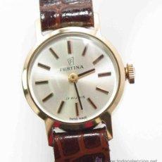Relojes de pulsera: RELOJ FESTINA ORO 18 QUILATES. - FESTINA WATCH 18K GOLD.. Lote 37704457
