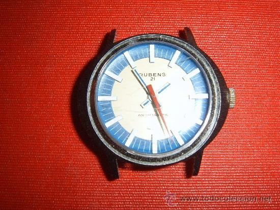 Relojes de pulsera: 4 RELOJES DE CUERDA - Foto 5 - 37732335