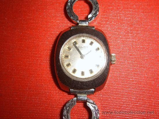 Relojes de pulsera: 4 RELOJES DE CUERDA - Foto 7 - 37732335