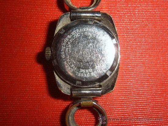 Relojes de pulsera: 4 RELOJES DE CUERDA - Foto 8 - 37732335