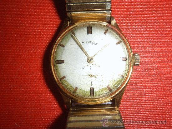 Relojes de pulsera: 4 RELOJES DE CUERDA - Foto 9 - 37732335