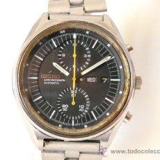 Relojes de pulsera: CRONOGRAFO SEIKO AUTOMATICO AÑOS 70 6138-3002. Lote 37770388