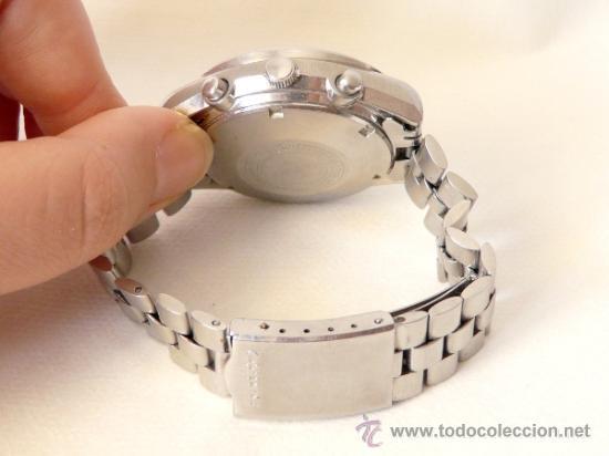 Relojes de pulsera: Cronografo Seiko Automatico Años 70 6138-3002 - Foto 11 - 37770388