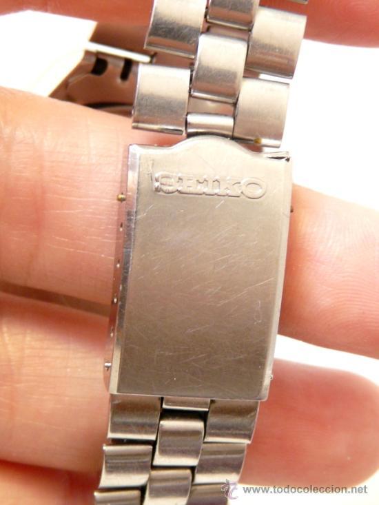 Relojes de pulsera: Cronografo Seiko Automatico Años 70 6138-3002 - Foto 6 - 37770388