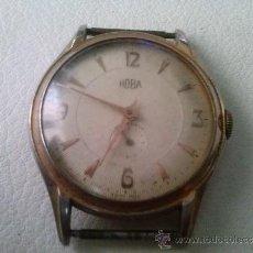 Relojes de pulsera: RELOJ DE PULSERA HOBA. Lote 37829603