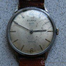 Relojes de pulsera: RELOJ KELEK MODELO ELMO, DIFICIL DE ENCONTRAR PIEZA DE COLECCION, VINTAGE. Lote 37847568