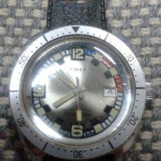 Relojes de pulsera: RELOJ TIMEX A CUERDA AÑOS 70.. Lote 37887361