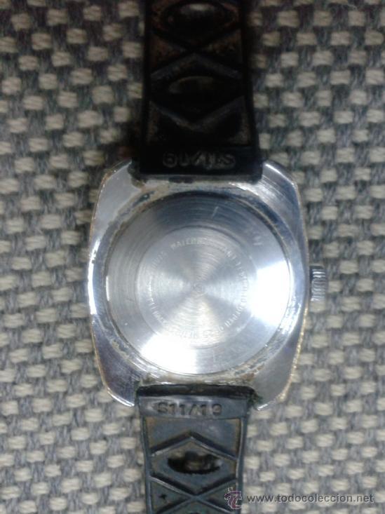 Relojes de pulsera: RELOJ TIMEX A CUERDA AÑOS 70. - Foto 5 - 37887361
