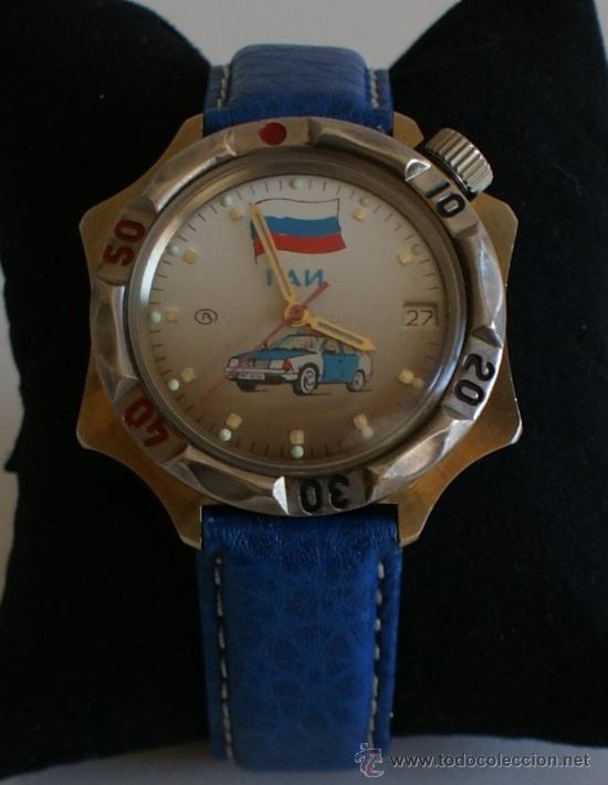 Relojes de pulsera: RELOJ URSS MECÁNICO - Foto 7 - 32986045