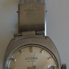 Relojes de pulsera: RELOJ DOGMA DE LUXE. Lote 38126347