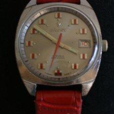 Relojes de pulsera: RELOJ CAUNY. Lote 38126750