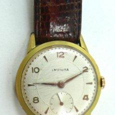 Relojes de pulsera: RELOJ INVICTA, NO ESTÁ EN FUNCIONAMIENTO, . 3CM DIÁMETRO DE ESFERA. Lote 38131878