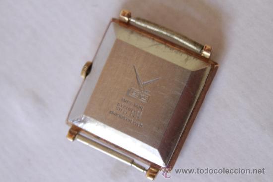 Relojes de pulsera: RELOJ PULSERA SUIZO MARCA CAMY 17 RUBIS SPUTNY NO FUNCIONA - Foto 2 - 38458825