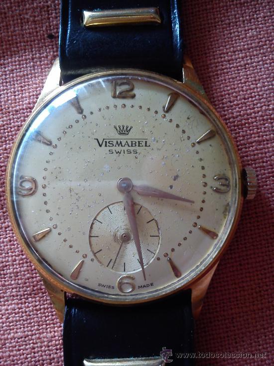 RELOJ VISMABEL (Relojes - Pulsera Carga Manual)