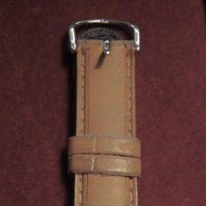 Relojes de pulsera: RELOJ VULCAIN CRICKET DESPERTADOR - CHAPADO EN ORO - SEGUNDERO CENTRAL. Lote 38780132