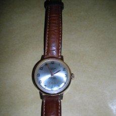 Relojes de pulsera: ANTIGUO RELOJ DE PULSERA CUERDA CHAPADO MARCA KODEMAT REF.17. Lote 38868540