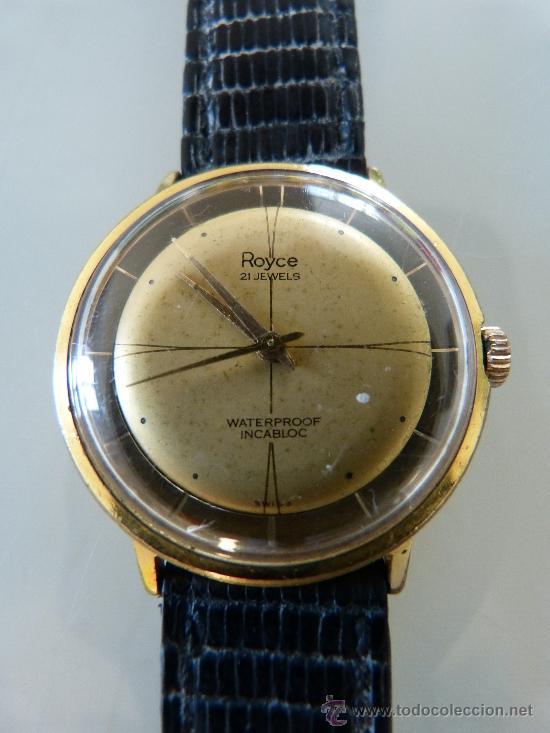 reloj royce de caballero antiguo - Comprar Relojes antiguos de ... 093c878240e7