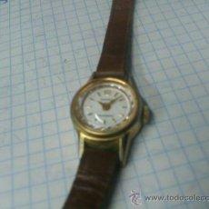 Relojes de pulsera: . RELOJ SEÑORA ZONEX ANTIMAGNETIC. SWISS MADE.. A CUERDA.... Lote 39189883