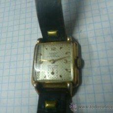 Relojes de pulsera: . RELOJ CAUNY PRIMA ANCRE 15 RUBIS ANTIMAGNETIC. SWISS MADE.. A CUERDA.... Lote 39474921
