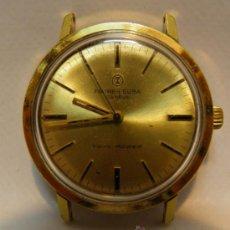 Relojes de pulsera: RELOJ DE PULSERA FAVRE-LEUBA GENEVE TWIN POWER,AÑOS 50 O 60. Lote 39199254
