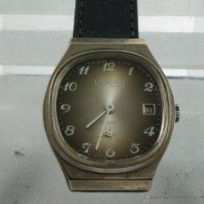 Relojes de pulsera: LEMAN DE CADETE DE LOS 70! CASI NOS. Lote 39402784