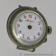 Relojes de pulsera: RELOJ DE SEÑORA, ANTIGUO, NO FUNCIONA. Lote 39339487