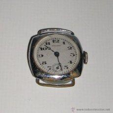 Relojes de pulsera: RELOJ DE CABALLERO, ANTIGUO, NO FUNCIONA. Lote 97141228