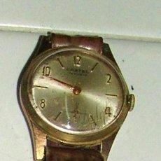 Relojes de pulsera: RELOJ DE CABALLERO, ANTIGUO, NO FUNCIONA. Lote 39339594