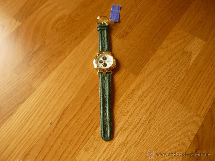 Relojes de pulsera: PRECIOSO RELOJ DE HOMBRE MX-ONDA VINTAGE CON ALARMA Y CRONO NUEVO CON ETIQUETA - Foto 2 - 39433745