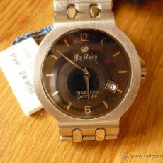 Relojes de pulsera: ESPECTACULAR RELOJ DE HOMBRE MX-ONDA MODELO SAPPHIRE VINTAGE DESCATALOGADO AÑOS 90. Lote 39433796
