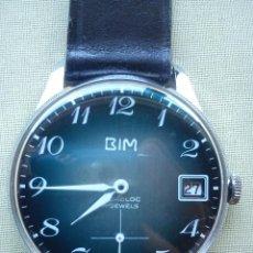 Relojes de pulsera: RELOJ BIM. Lote 39600665