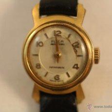 Relojes de pulsera: ANTIGUO RELOJ DE SEÑORA FLICA ANTIMAGNETIC 17 RUBIES - DIÁMETRO 18 MM. Lote 39697903