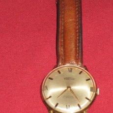 Relojes de pulsera: RELOJ CADETE 3,3 CM - DE CUERDA - MARCA FORSAN - FUNCIONANDO - CRISTAL NUEVO - RECIEN HECHA LIMPIEZA. Lote 39697553