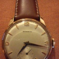 Relojes de pulsera: RELOJ RODANIA DIÁMETRO 38 MILÍMETROS. Lote 165012989