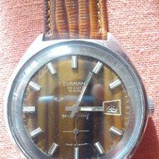 Relojes de pulsera: RELOJ DIAMANT. Lote 39884291