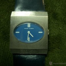 Relojes de pulsera: PIERRE CARDIN JAEGER PLATAFORMA RELOJ 1971-1973-RELOJ DE PULSERA DE CABALLERO-UN GRAN RELOJ.CA6. Lote 40180640