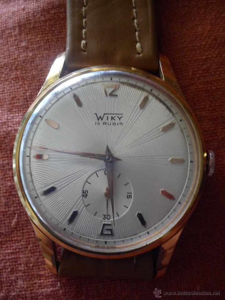 RELOJ WIKY (Relojes - Pulsera Carga Manual)