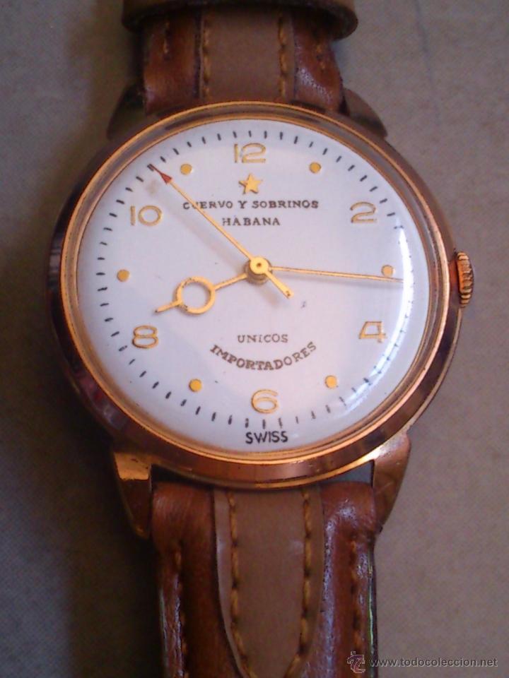la Reloj Auction cuervo cu Sobrinos Habana Sold De At Pulsera Y mwNv8n0O